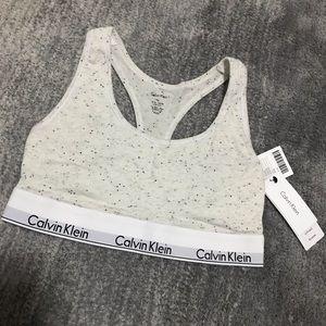 Calvin Klein bralette size M